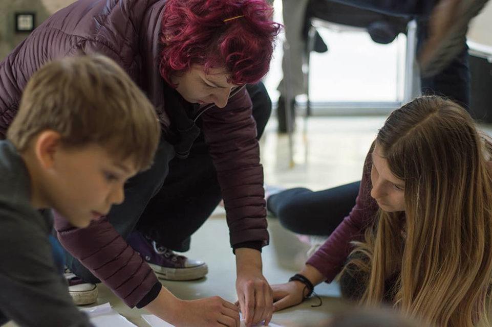Kreativne filmske radionice za osnovnoškolce u Sinju