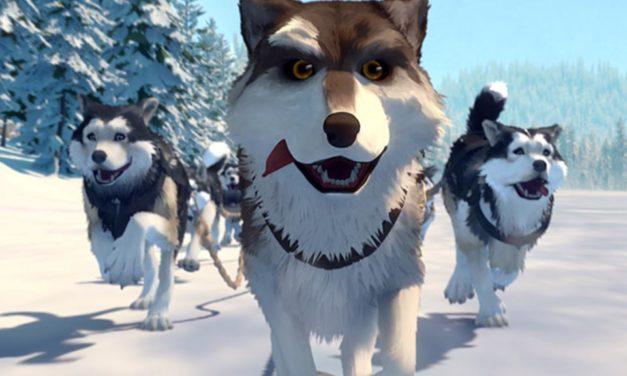 Bijeli Očnjak: animirani film utemeljen na klasiku Jacka Londona