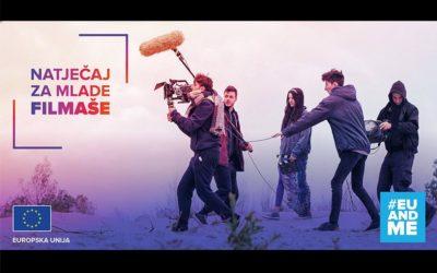 Potpora mladim filmašima koji žele snimiti film o životu u Europskoj uniji