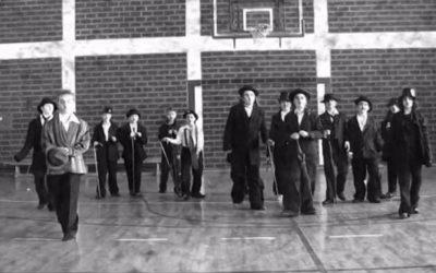 Školski projekt: crno-bijela nijema komedija