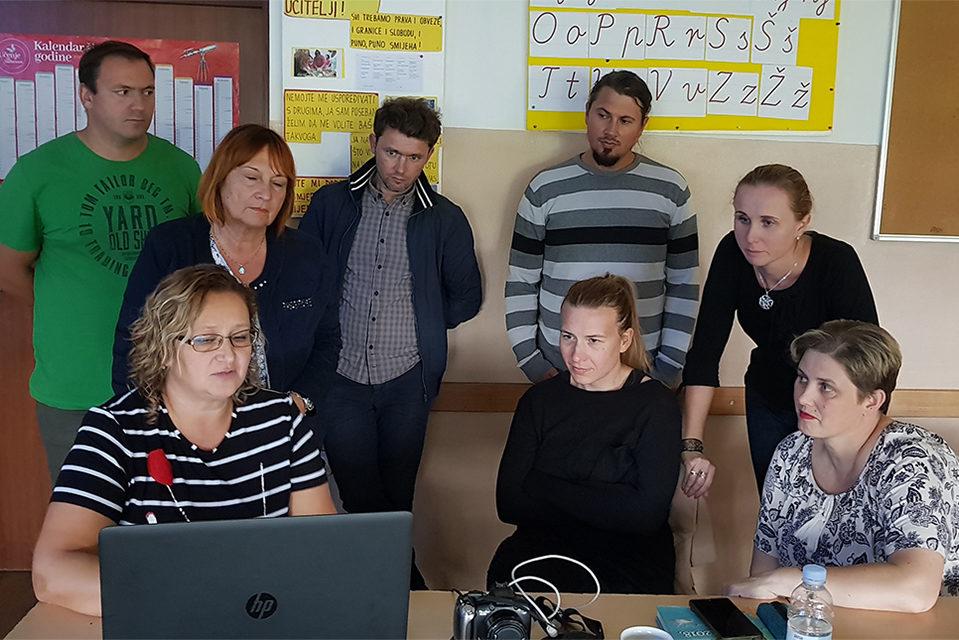 Edukacija učitelja koji će djecu poučavati medijskoj pismenosti