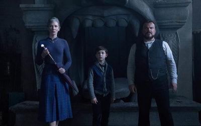 Kuća magičnog sata: horor fantazija za mlade, ali ne za djecu