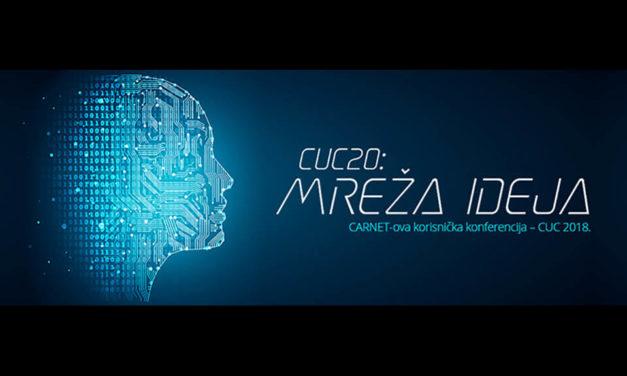 CARNET-ova korisnička konferencija o novim tehnologijama i digitalnom društvu