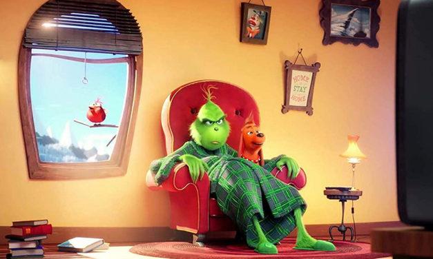 Grinch: topao i zabavan božićni film za cijelu obitelj