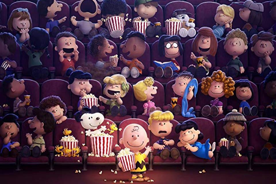 Senzorne projekcije filma 'Snoopy i Charlie Brown: Peanuts film'