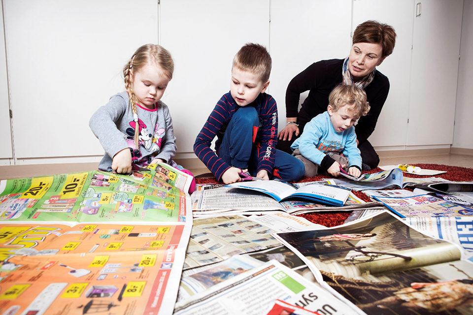 U Finskoj temelje za medijsku pismenost grade već kod djece od 10 mjeseci