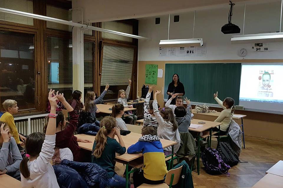 Jedan sat u školi posvećen medijskoj pismenosti