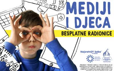 Potaknite pozitivne utjecaje medija na djecu, a smanjite negativne
