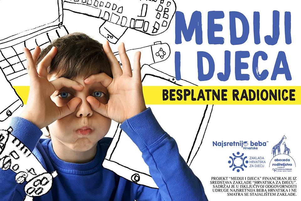Radionica za roditelje o utjecaju medija na djecu