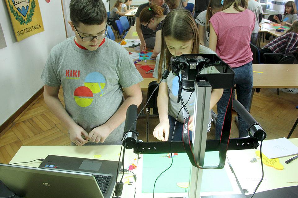Prijave za filmske radionice za djecu i nastavnike na festivalu KIKI