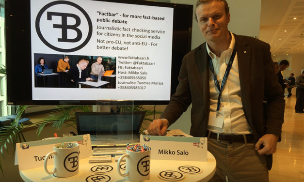 Dva predavanja finskog stručnjaka za medijsku pismenost i dezinformacije
