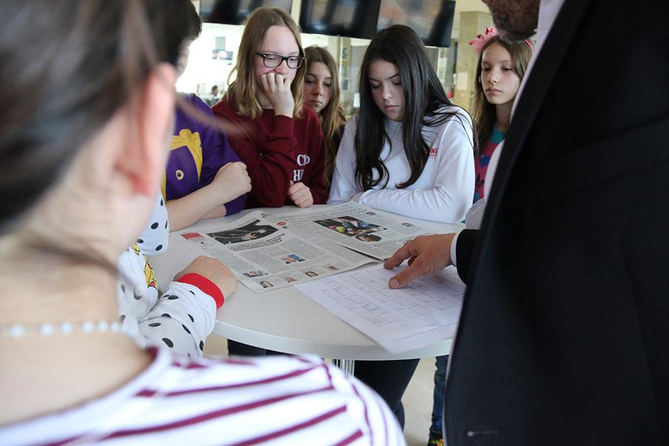 Gotovo tisuću učenika iz prve je ruke saznalo kako nastaju vijesti