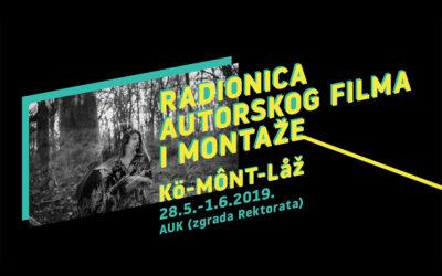 Besplatne filmske radionice za srednjoškolce i studente u Osijeku