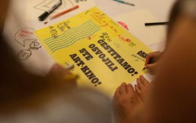 Filmske projekcije i radionice u sklopu dječjeg festivala Tobogan