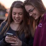 Vrijeme na društvenim mrežama minimalno utječe na tinejdžere