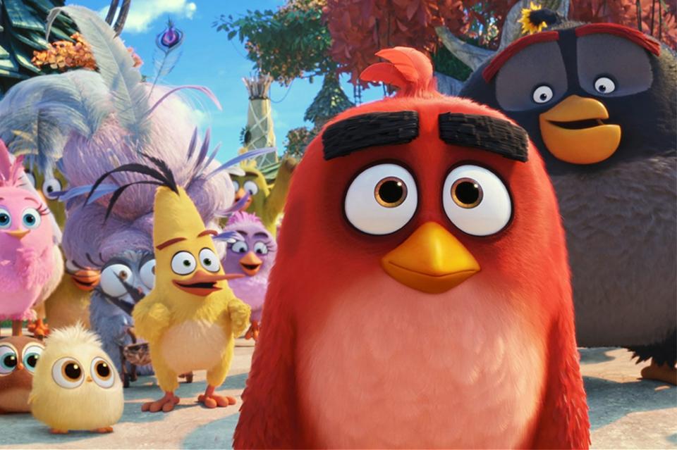 Ako se želite nasmijati zajedno s djecom, pogledajte Angry Birds film 2