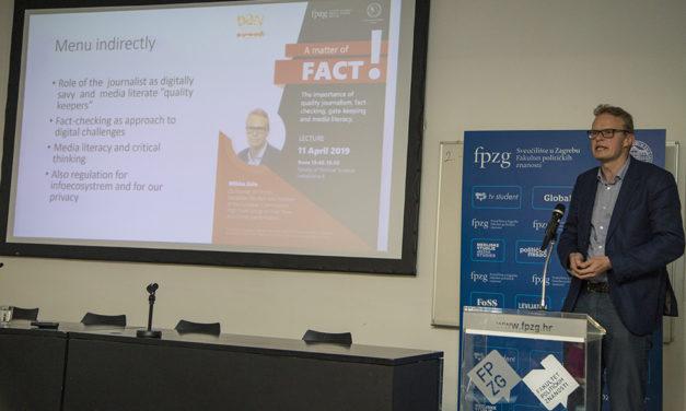 Mikko Salo: Uz učitelje, za razvoj medijske pismenosti ključni su i novinari