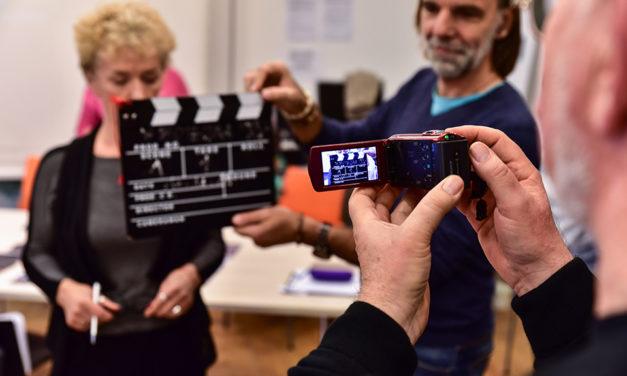 Novi ciklus besplatnih filmskih radionica za starije od 54 godine