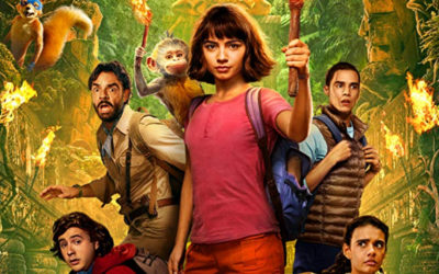 Dora istražuje izgubljeni grad – igrani film o junakinji animirane serije