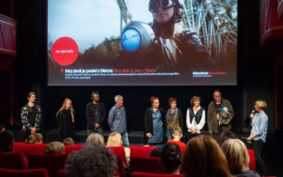 Metodički priručnik uz film Moj dida je pao s Marsa dostupan i na slovenskom