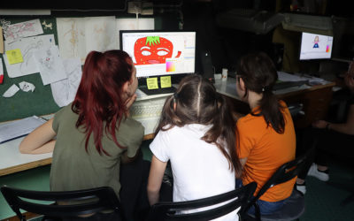 'Želimo da što više djece vidi naš animirani film o zdravoj prehrani'