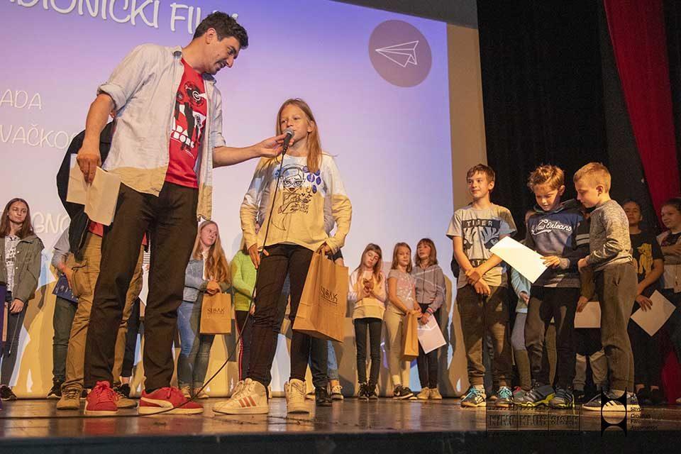 Mladi filmaši nagrađeni na 57. Reviji hrvatskog filmskog stvaralaštva djece