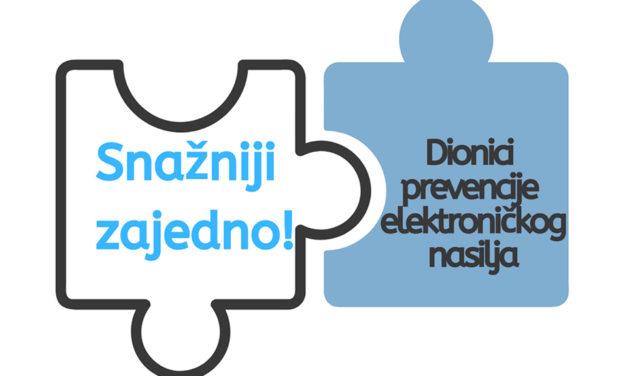 Okrugli stol o prevenciji elektroničkog nasilja među djecom i mladima