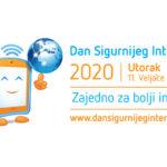 Obilježavanje Dana sigurnijeg interneta 2020.