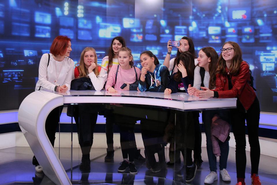 Radionice za učenike u medijima u 6 gradova