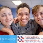 Postani mladi ambasador za prava djece i mladih Europske unije