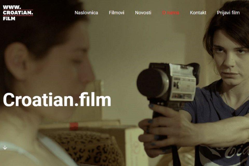 Online platforma za gledanje hrvatskih kratkih filmova