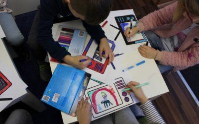 Medijske igraonice za predškolce i mlađe osnovnoškolce