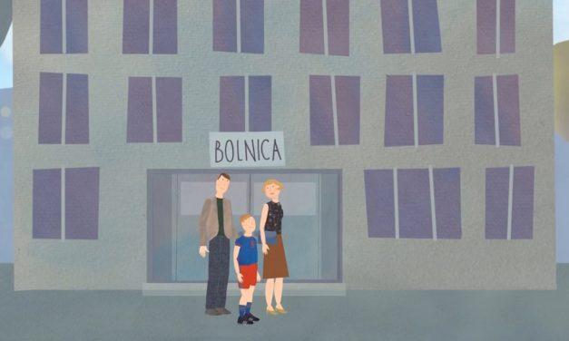 Animirani filmovi za pripremu djece za pretrage i bolničko liječenje
