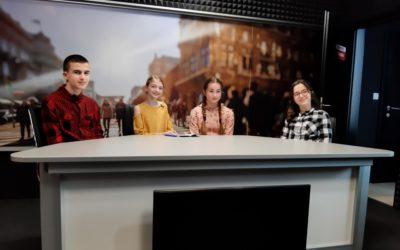 'Saznali smo kako se rade novine te se okušali u ulozi videonovinara'