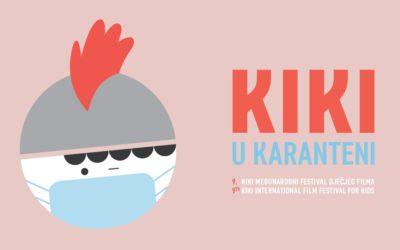 KIKI u karanteni: festivalski filmovi za djecu online