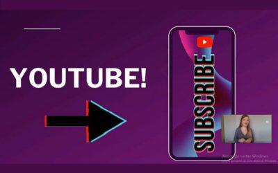 Video lekcija: Što da radim bez jutjub(er)a?