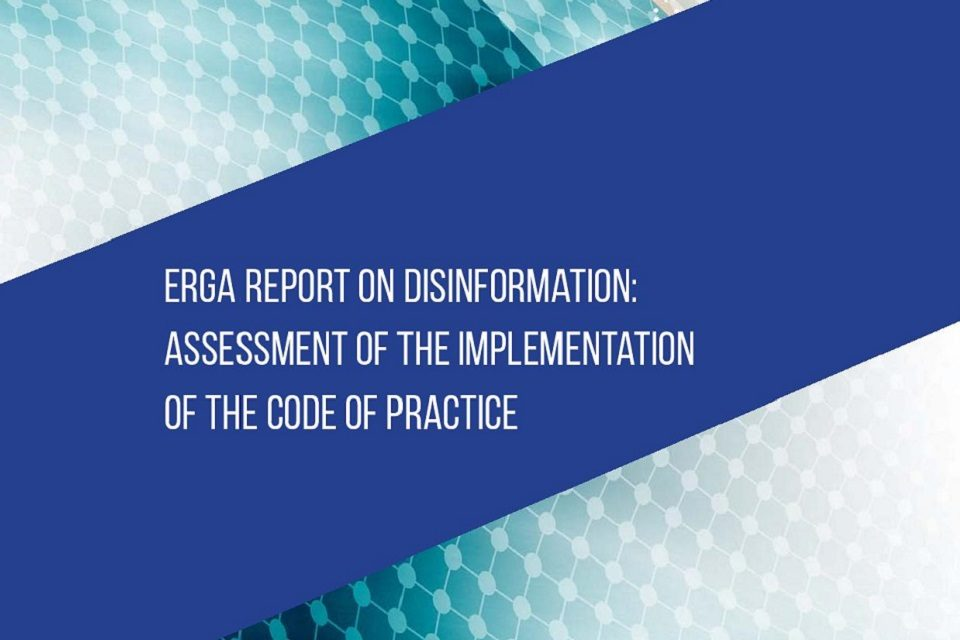 Izvještaj o učinkovitosti platformi u borbi protiv dezinformacija
