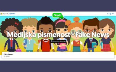 Kako su vukovarski gimnazijalci učili o lažnim vijestima