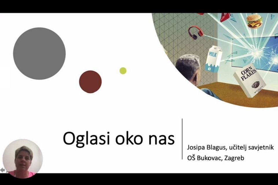 Video lekcija: Oglasi oko nas