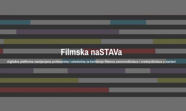 Filmska naSTAVa dobiva digitalnu platformu