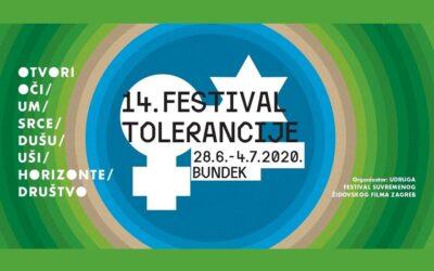 14. Festival tolerancije: Open air na Bundeku