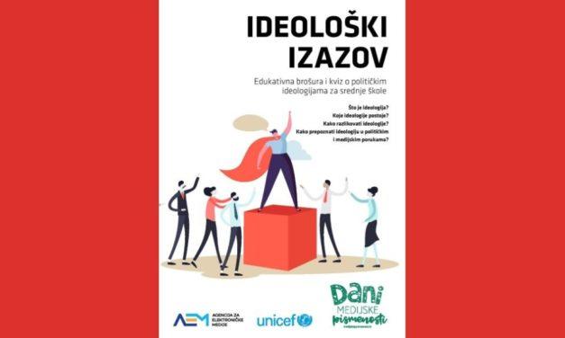 Edukativna brošura i kviz o političkim ideologijama