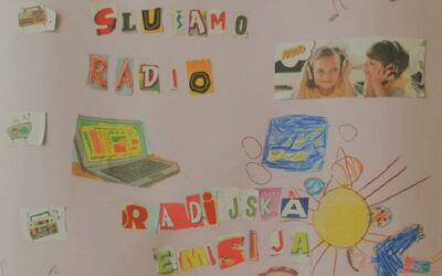 Sat medijske kulture u 1. i 3. razredu posvećen radiju