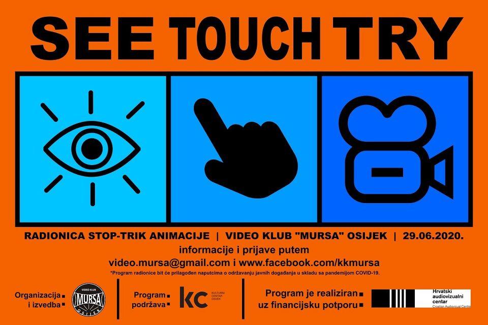 Besplatna radionica stop-trik animacije za djecu i mlade