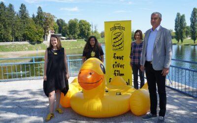 Predstavljeni 25. Filmska revija mladeži i 13. Four River Film Festival