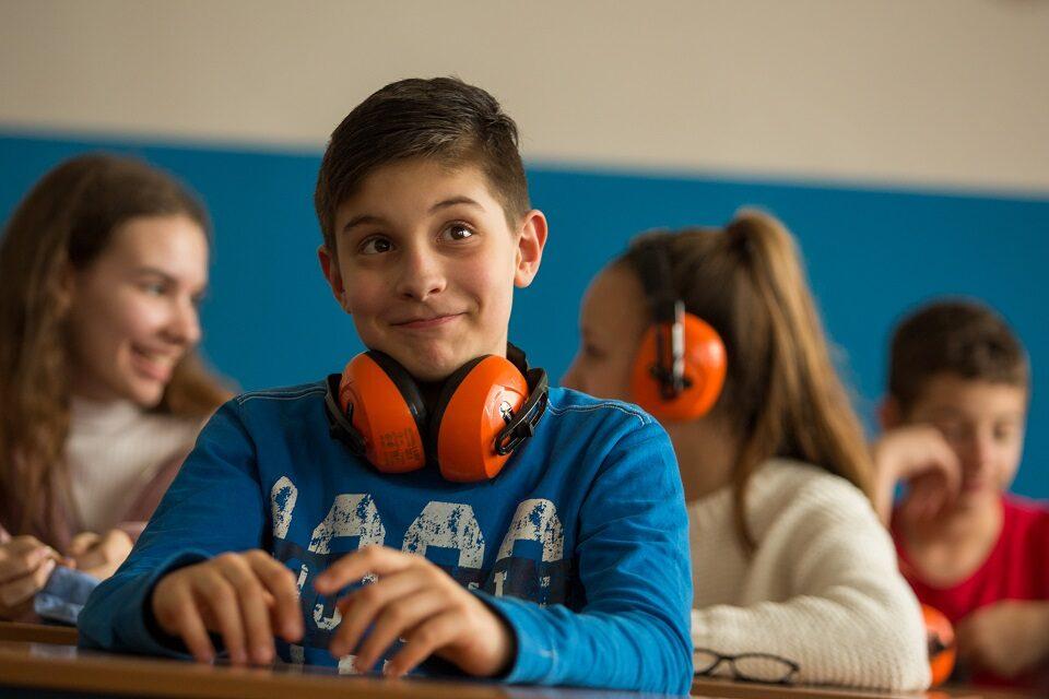 Učenje uz film: Kako djeca s oštećenjima vida i sluha doživljavaju svijet
