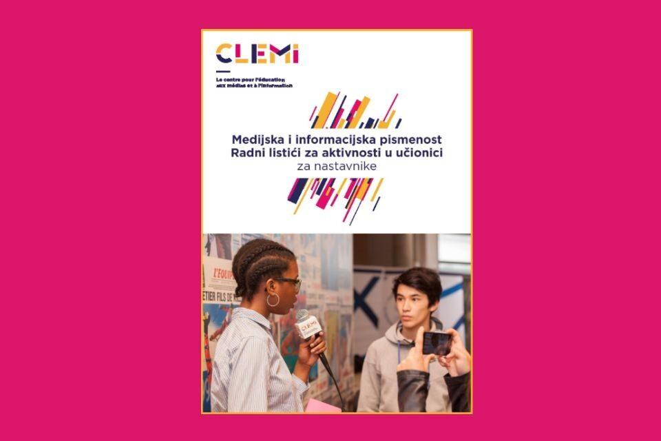 Prijedlozi aktivnosti za razvoj medijske i informacijske pismenosti