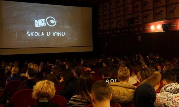 Škola u kinu za djecu i mlade iz Primorsko-goranske županije sada i online