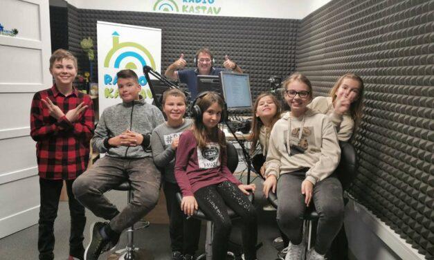 Kikići: radijska emisija koju djeca rade za djecu
