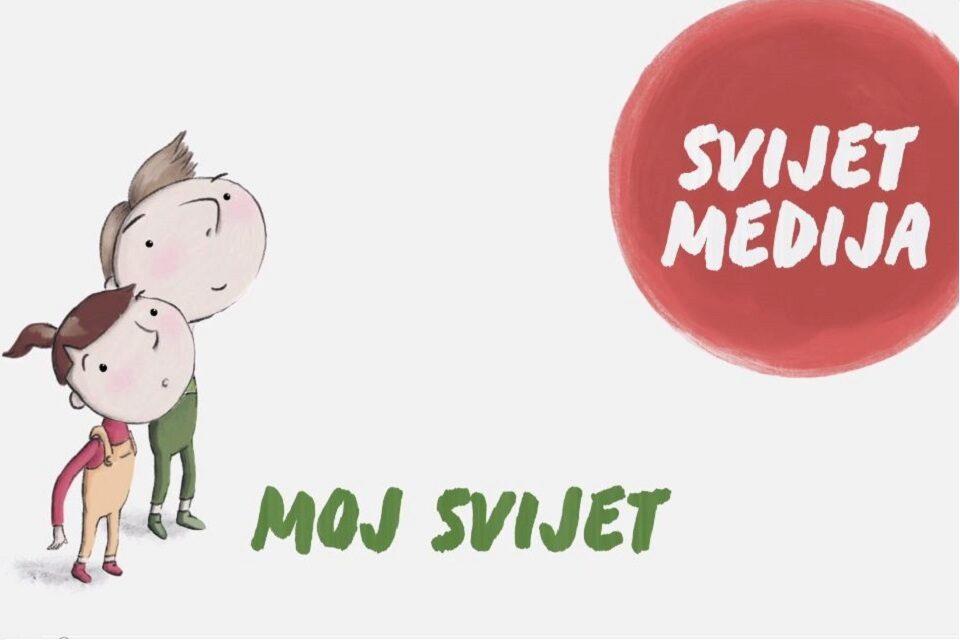 Video o medijima: Medijska pismenost za najmlađe
